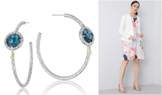 Shift_Dress_Tacori_Earrings